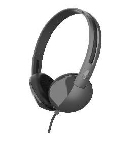 Skullcandy Anti Headphone  (Charcoal Black, On the Ear)